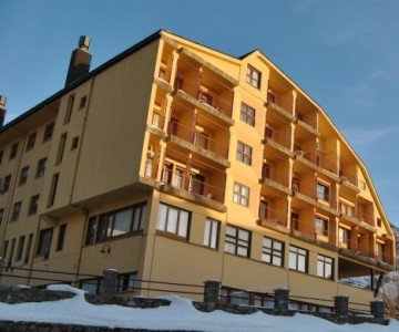 Apartamentos Snö Edelweiss Cerler
