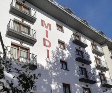 Apartamentos Midi Formigal