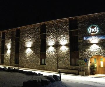 Hotel Diamó Castejón de Sos
