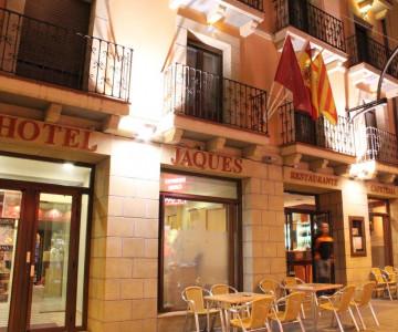 Hotel Jaqués Jaca