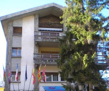 Hotel Las Nieves Jaca