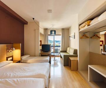 Aparthotel Oroel Jaca