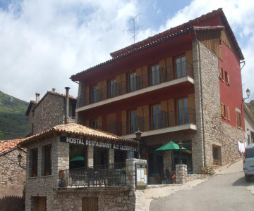 Hostal Alt Llobregat Castellar d