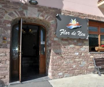 Hotel flor de neu El Pont de Suert
