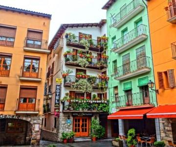 Hotel Can Mestre El Pont de Suert