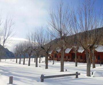 Camping Aigüestortes Resort Esterri d