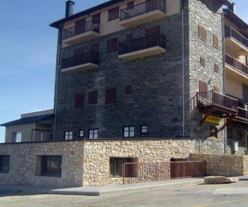 Alberg El Mirador Port del Comte