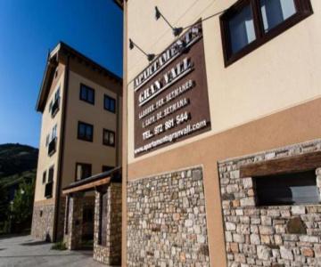 Apartaments Gran Vall La Molina