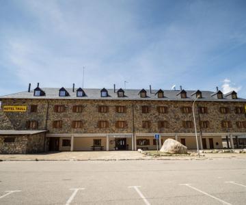 Hotel Taüll Pla de l