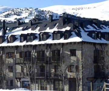 Snö Vall de Boí Residencial Pla de l