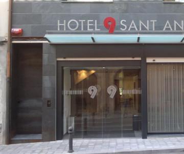 Hotel 9 Sant Antoni Ribes de Freser