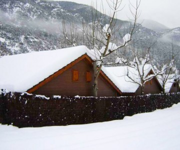 Bungalows Orri del Pallars Sort