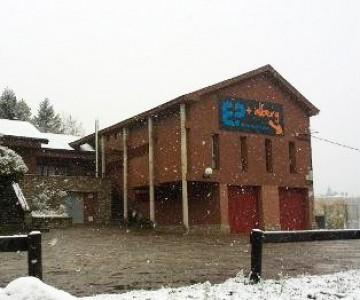 Alberg Escola de Piragüisme Sort