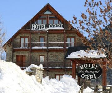 RV Hotels Orri Tredòs