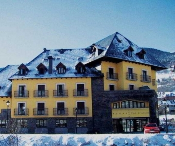 Hotel Spa Acevi Val D'aran Vielha