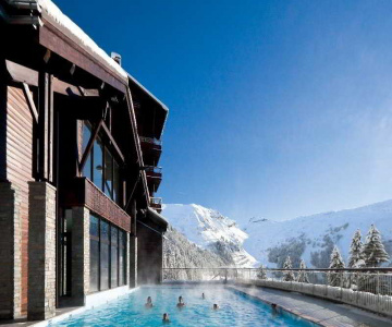 Residence P&v Premium Les Terrasses D
