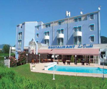 The Originals City, Hôtel Du Faucigny,cluses Ouest Scionzier