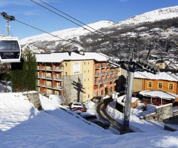 Residence Nemea Les Grands AX Ax-les-Thermes