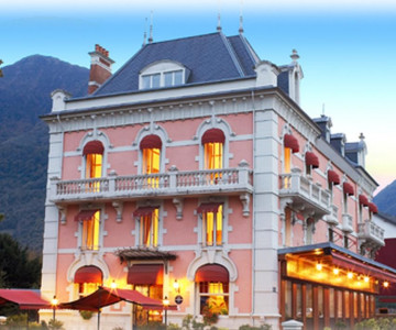 Grand Hotel De France Pierrefitte-Nestalas