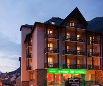 Hotel Le Montaigu Luz Saint Sauveur