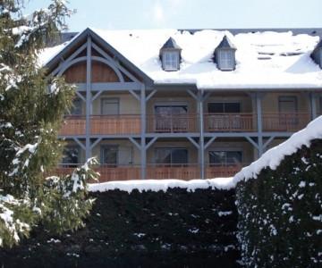 Residencia Lagrange Le Clos Saint-Hilaire Saint-Lary-Soulan