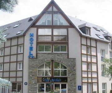 Hotel Les Arches Saint-Lary-Soulan