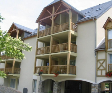 Residence Les Arches  Saint-Lary-Soulan