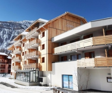 Residencia Odalys Aquisana La Salle-les-Alpes
