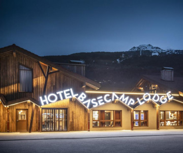 Hotel Base Camp Lodge Bourg-Saint-Maurice