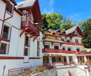 Hotel Les Chalets Brides-les-Bains