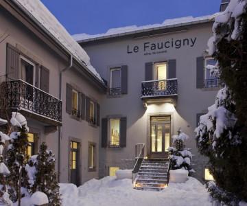Hotel Le Faucigny Chamonix-Mont-Blanc