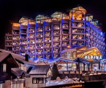 Hotel Alpina Eclectic Chamonix-Mont-Blanc