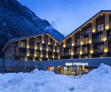 Hôtel L'heliopic Sweet And Spa Chamonix