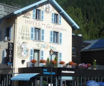 Les Lanchers Chamonix-Mont-Blanc