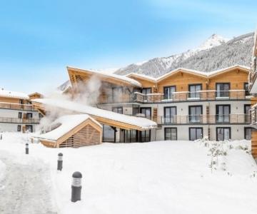 Odalys Residence Prestige Isatis Chamonix-Mont-Blanc