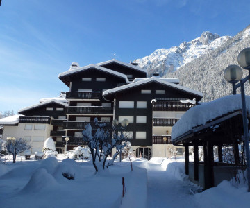 Apartamentos y Estudios Turísticos en Chamonix Chamonix-Mont-Blanc