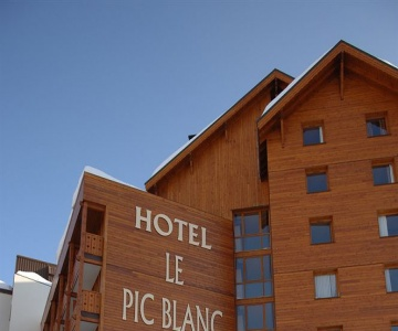 Hotel Le Pic Blanc L