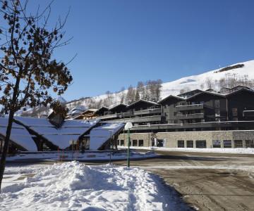 Résidence Nemea Le Hameau Les Deux Alpes