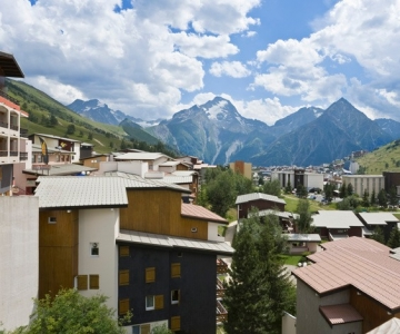 Apartamentos y estudios turísticos les 2 Alpes 1800 (DAV)