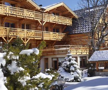 Chalet Mounier Hôtel & Spa Les Deux Alpes