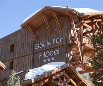 Hotel le Souleil