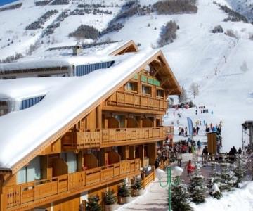 Hotel les Melezes Les Deux Alpes