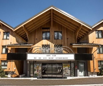 Rockypop Hotel Les Houches