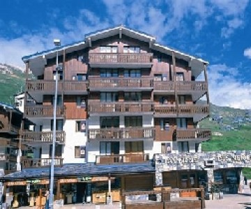 Residence le Rond Point des Pistes (Verano)