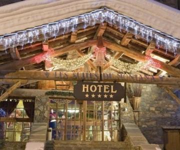 Hotel les Suites du Montana
