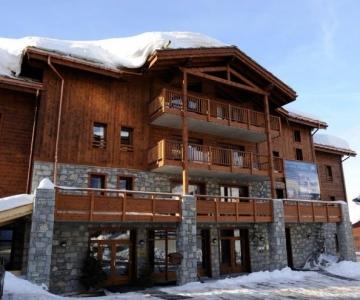 Résidence CGH & SPA Lodge Hemera La Rosière