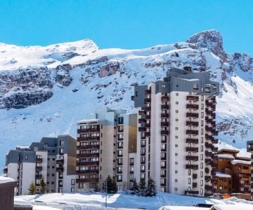 Apartamentos superiores turísticos en Val Claret  Tignes