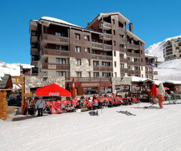 Residence Odalys le Rond Point des Pistes Tignes