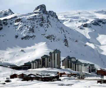 Apartamentos y estudios turísticos en Val Claret (Tignes) Tignes