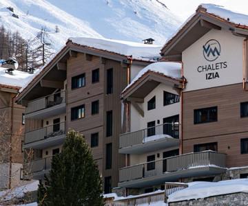 Village Montana Chalet Izia Val-d